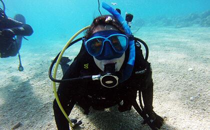 Start SCUBA Diving Croatia