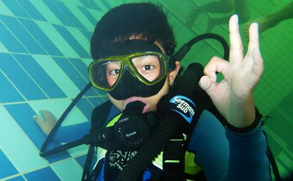 SCUBA Diving for Kids Croatia